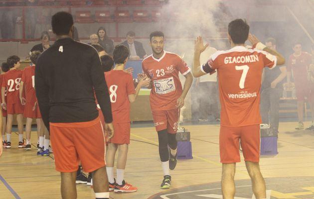 Les réactions et analyses du match Vénissieux Handball / USAM Nîmes