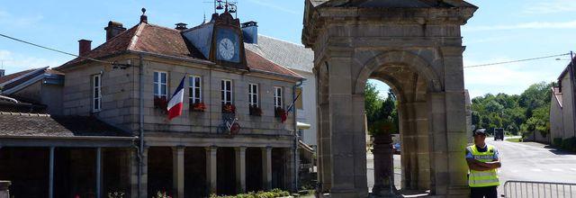 QUAND LE TOUR DE FRANCE PASSE PAR BOULIGNEY