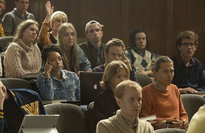 Critiques Séries : Dear White People. Saison 1. Pilot.