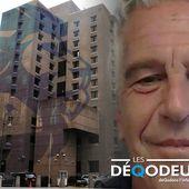 """Les gardiens de la cellule d'Epstein admettent avoir """"falsifié des dossiers"""" et ont conclu un accord pour éviter la prison - Les DéQodeurs"""