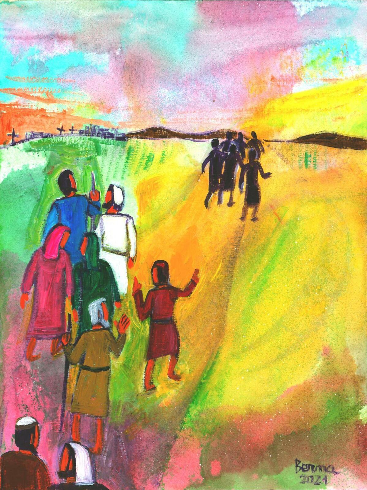 Quand s'installe l'erreur, que nous proclamions la vérité - Homélie 24° dimanche du TOB