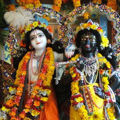 Balarama et la force spirituelle
