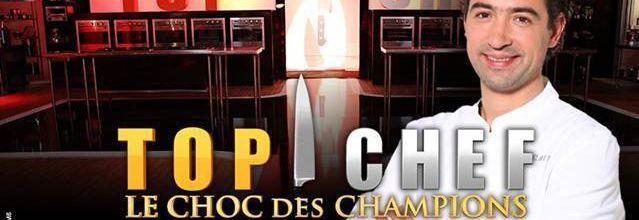 Succès pour Top Chef le choc des champions sur M6