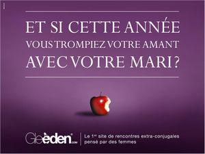 La municipalité de Saint-Germain-en-Laye fait supprimer les publicités Gleeden du dos des autobus urbains