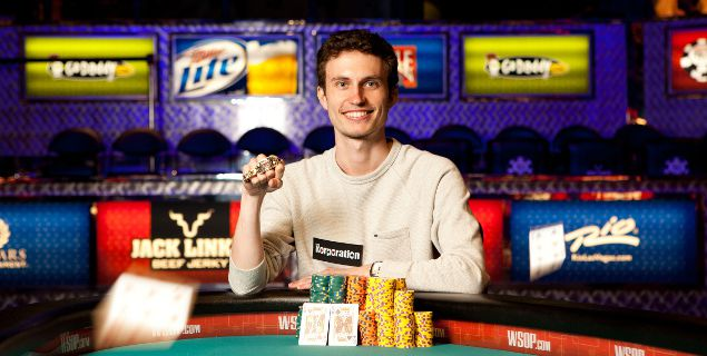 La France gagne son 10e bracelet aux World Series of Poker