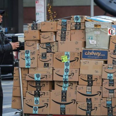 Amazon to roll out Big Delivery Trucks