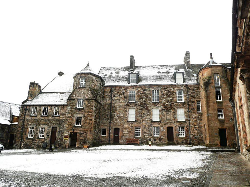 Stirling Castle und Campbell Castle