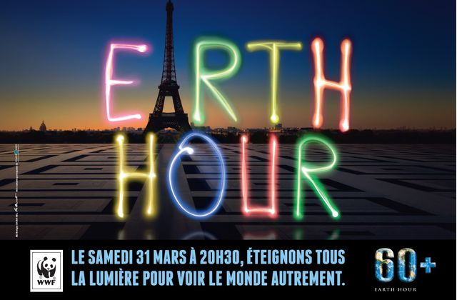 Earth Hour ce samedi : Nickelodeon coupe son antenne...