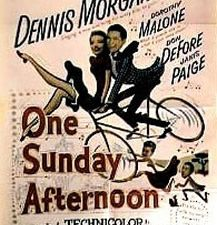 One Sunday Afternoon de Raoul Walsh
