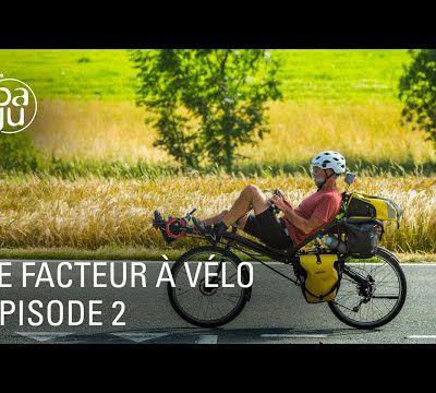L'incroyable périple d'un facteur à vélo, entre Bretagne et Suisse (deuxième partie)