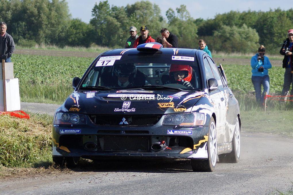 1 Rallye du Marquenterre ES2 Le haut Gabet