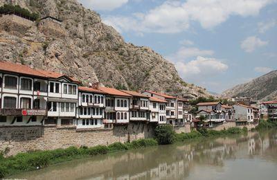 Amasya, une des plus belles villes d'Anatolie