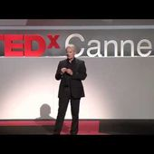 Humanity and life underwater - what's next?: Jacques Rougerie at TEDxCannes