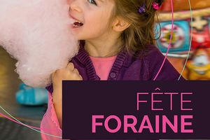 mini fête forraine à Lons le we du 19+20+21 Mai 2018