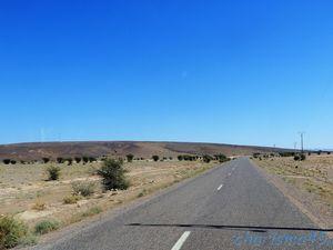 RN12 FoumZguid-Zagora (Maroc en camping-car)