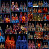 """""""JEANNE, VISAGES UNIVERSELS"""", projection gratuite du 27 mai au 24 septembre sur la Cathédrale d'ORLEANS - VIVRE AUTREMENT VOS LOISIRS avec Clodelle"""