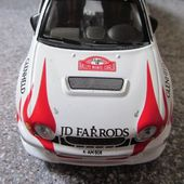 FASCICULE N°85 TOYOTA COROLLA WRC 2000 MONTE CARLO - BRUNO THIRY STEPHANE PREVOT. - car-collector.net