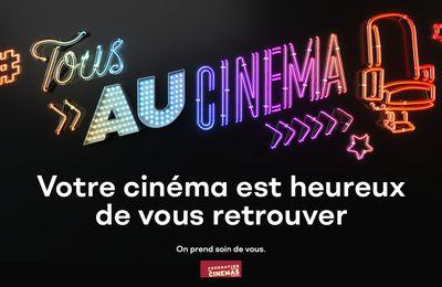 Réouverture du cinéma ...