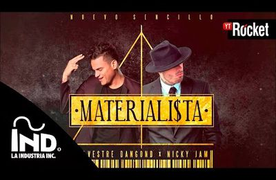 Materialista - Silvestre Dangond & Nicky Jam
