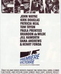 Première victoire ( In Harm's way)