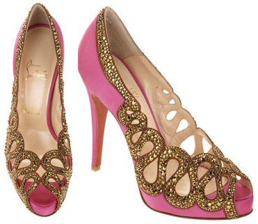 "Escarpins "" Beauté Strass "", Christian Louboutin"