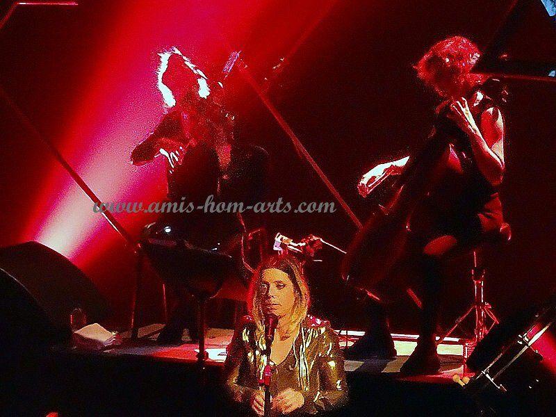 """""""CATS ON TREES""""...avec """"FULL COLORS""""...en concert à ABBEVILLE..."""