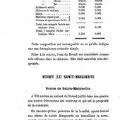 Dictionnaire des eaux minérales du département du Puy-de-Dôme, par P. Truchot,...