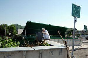Opération compost Saint-Etienne Métropole