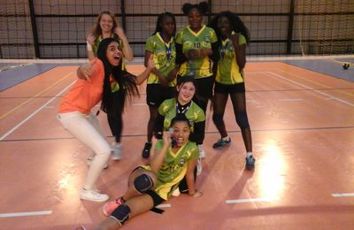 As volley ball mercredi 7 octobre
