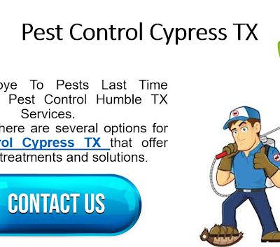 Why Pest Control Is Essential During COVID-19| Pest Control Cypress TX