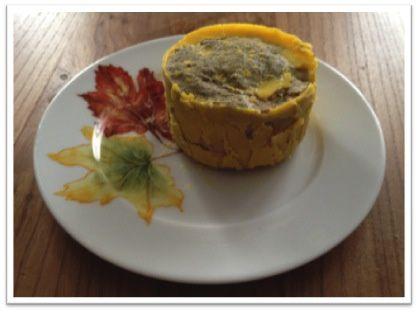 Foie gras mi-cuit maison en bocal
