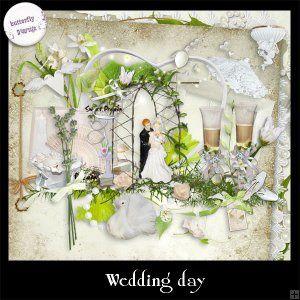 """Kit """"Wedding Day"""""""