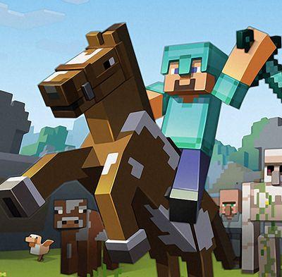 Minecraft pour les licornes