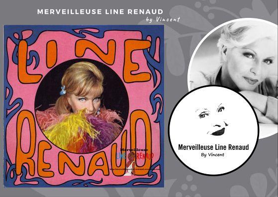 45 TOURS: 1966 Disque Line - EX LR 5 - Line Renaud