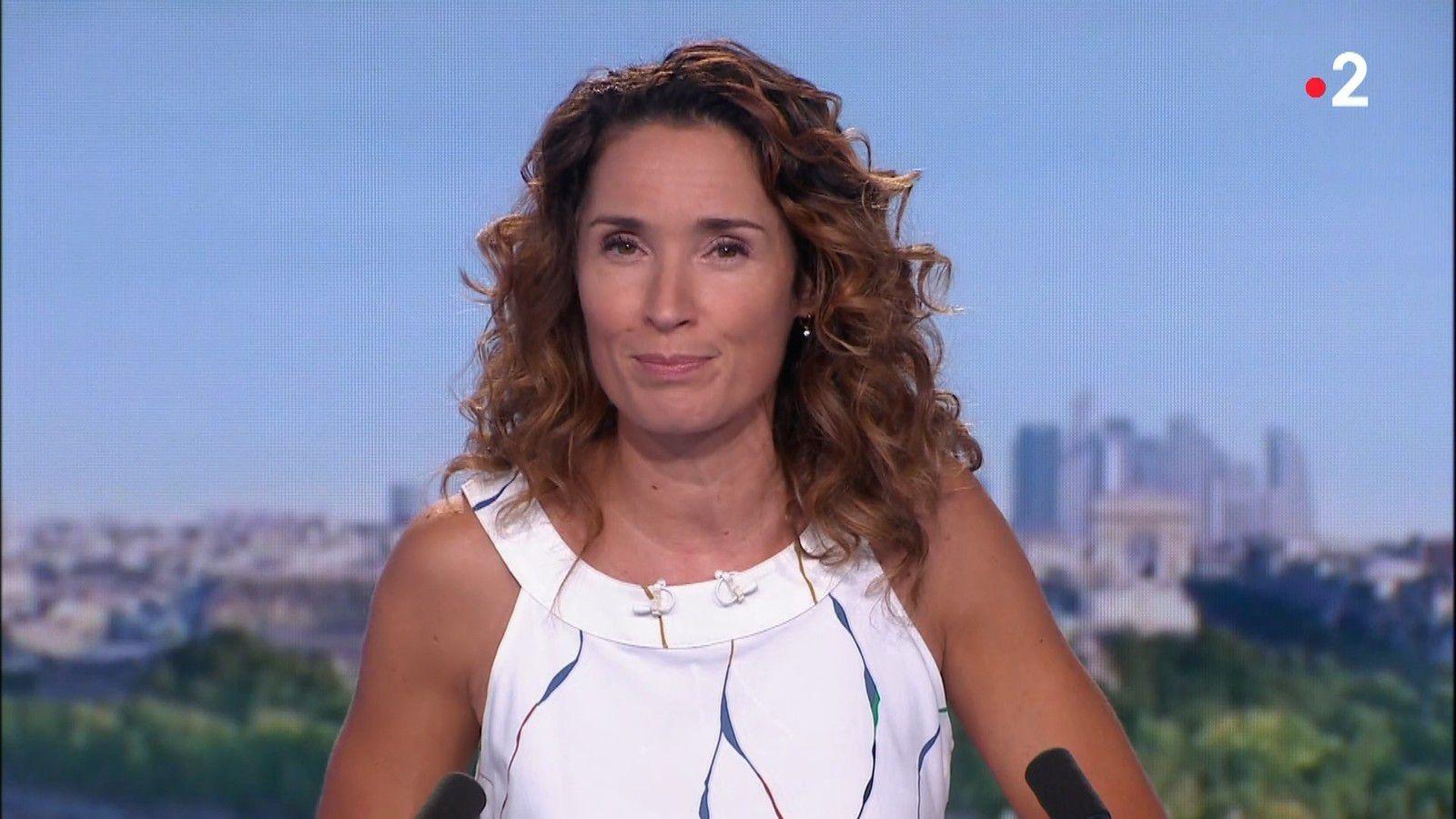 Marie-Sophie Lacarrau - 14 Septembre 2020