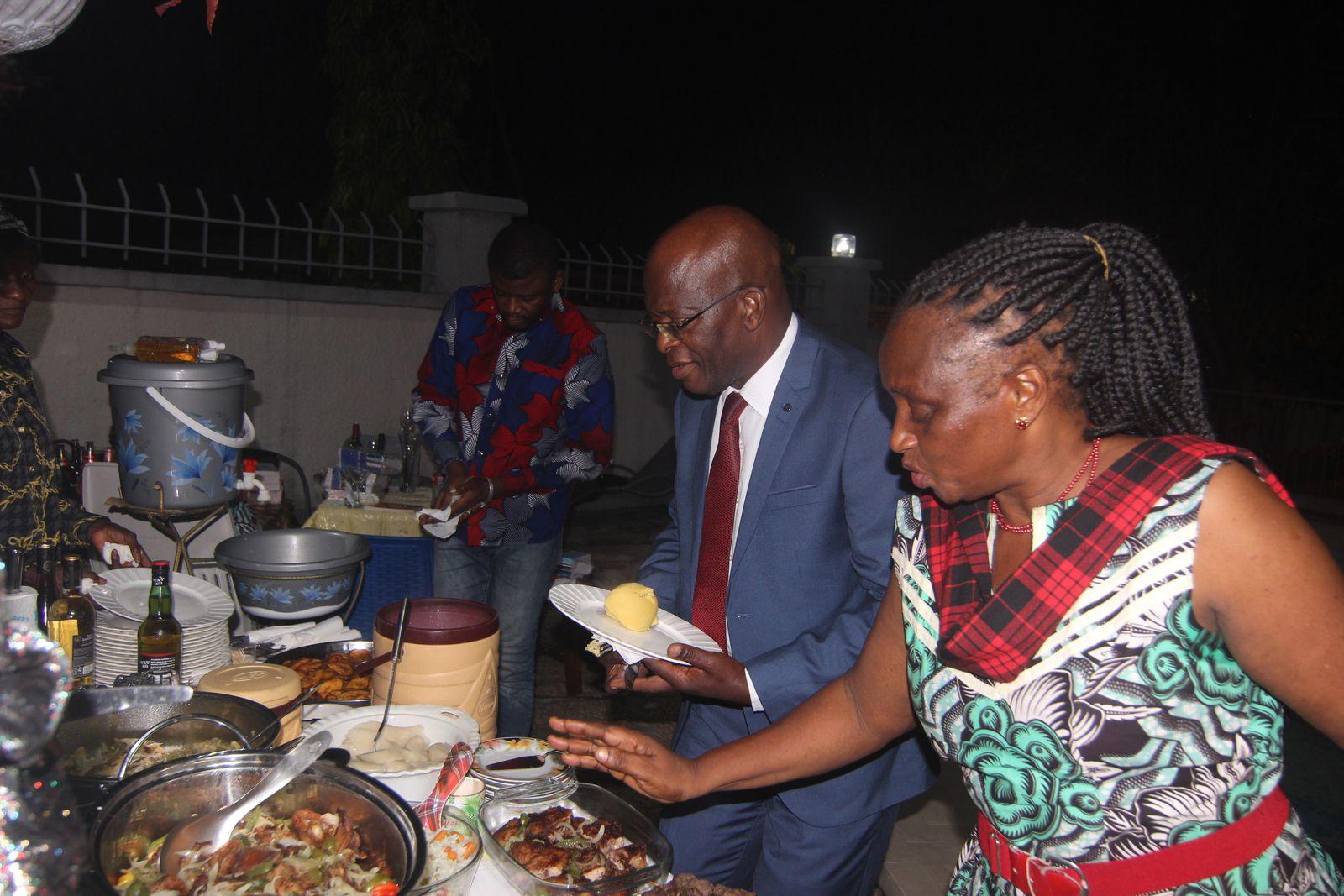 «Réseau de Maisons de Jeunes et de la culture» en RDC, les anciennes d'Umoja-Kolwezi  potentielle interface