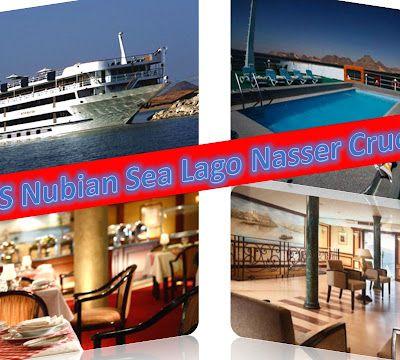M/S Nubian Sea Lago Nasser Crucero