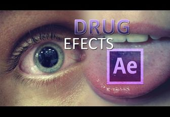 COMO HACER EFECTOS DE DROGAS EN AFTER EFFECTS Y ADOBE PREMIERE Y DE MOCHAR CABEZA CON AFTER EFFECTS: