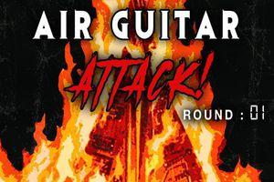 LANCEMENT DU « AIR GUITAR ATTACK ! » CHALLENGE !!!