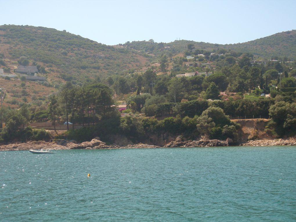 les calanques de Piana, Sagone, Ajaccio, Cargèse, le golfe de Porto
