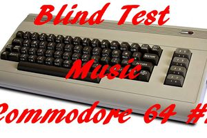 {Blind Test} OST Commodore 64 🎵