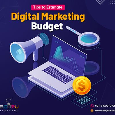 How to Estimate a Marketing Budget for Your Business | 2021 Updated