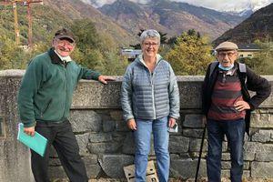 Ils militent pour l'amélioration de l'autonomie des personnes âgées ( Article dans la Savoie )
