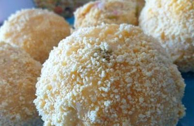 Arancini de Mozzarella & de Jambon
