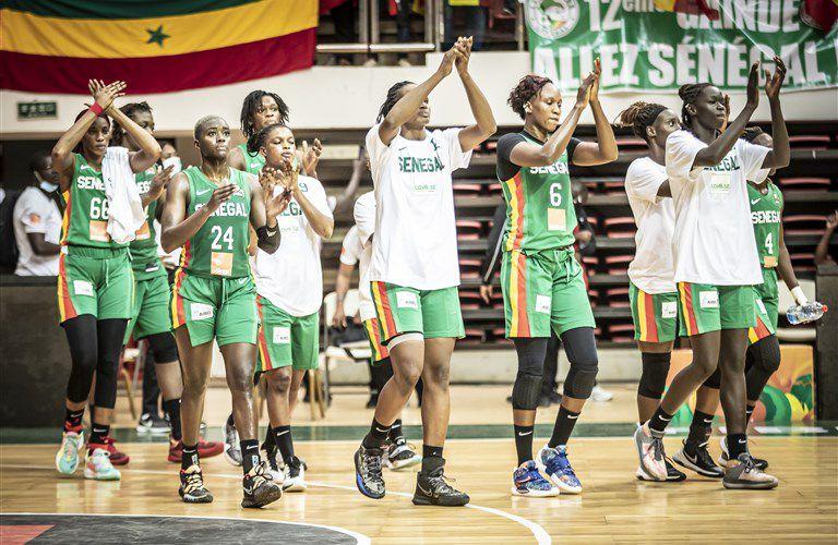 AfroBasket Women 2021 : Mali, Sénégal et Cameroun et Nigeria qualifiés pour les quarts de finale