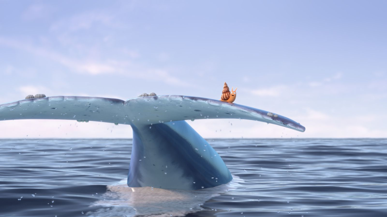La baleine et l'escargote (BANDE-ANNONCE) de Max Lang et Daniel Snaddon - Le 21 octobre 2020 au cinéma