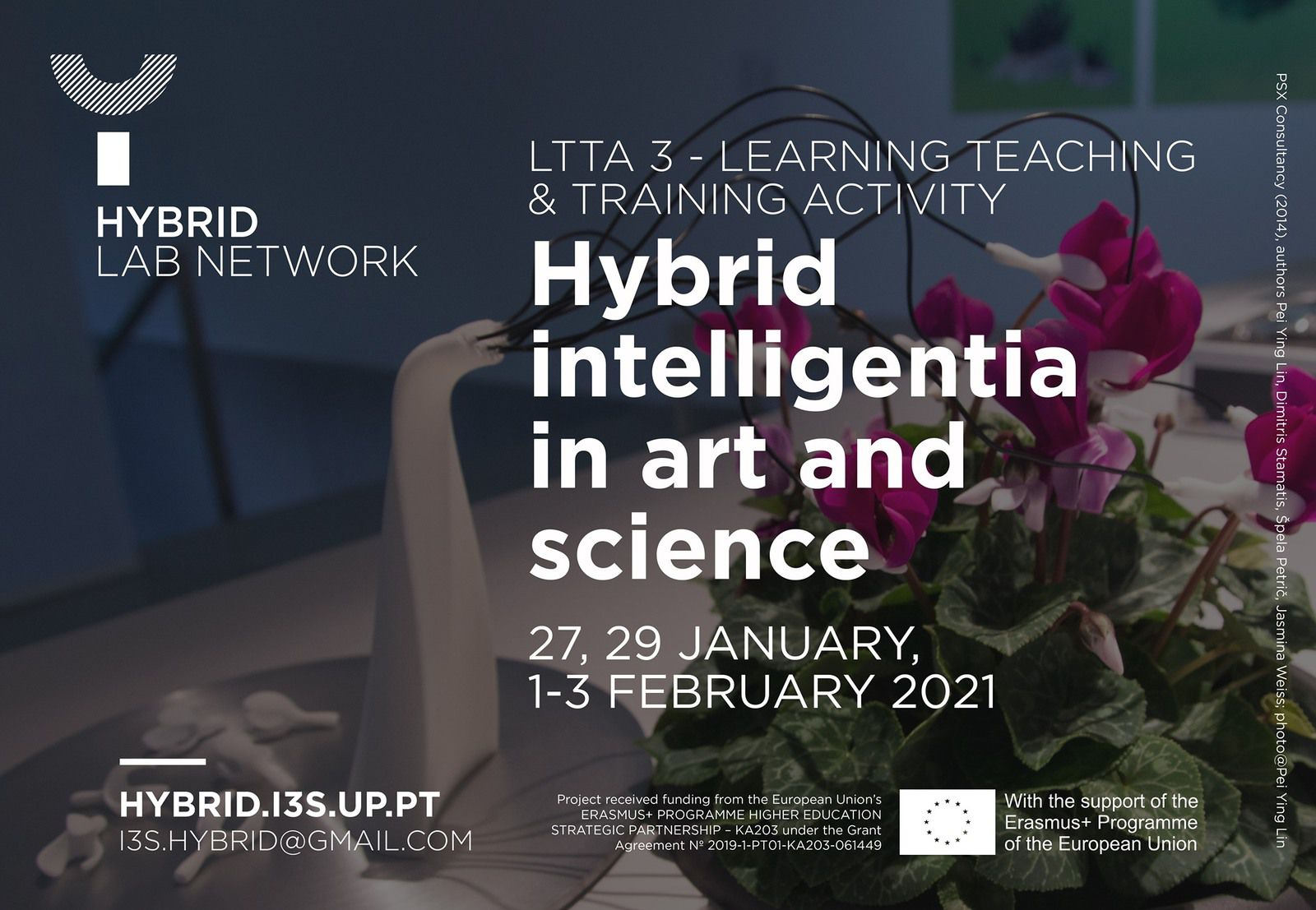 L'intelligence hybride dans l'art et la science