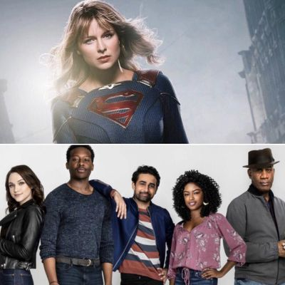 Audiences du dim.13/10 : Supergirl sous le million, God Friended Me en hausse