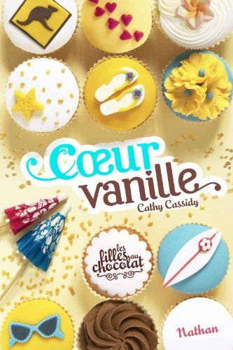 Les filles au chocolat - Tome 5 - Coeur vanille de Cathy Cassidy ♪ Mirror, Mirror ♪