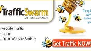 TrafficSwarm The #1 traffic exchange network can generate a swarm of targeted traffic